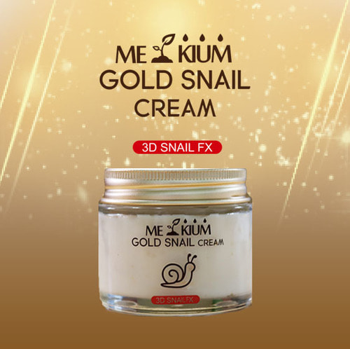 GOLD SNAIL MULTI CREAM (70g)